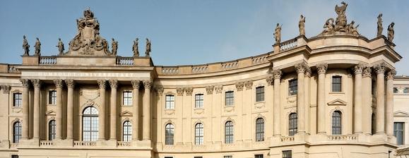Humboldt Universitat Zu Berlin Technische Abteilung Bebelplatz